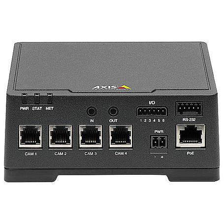 Axis F44 Haupteinheit 1080p PoE 4-Kanal