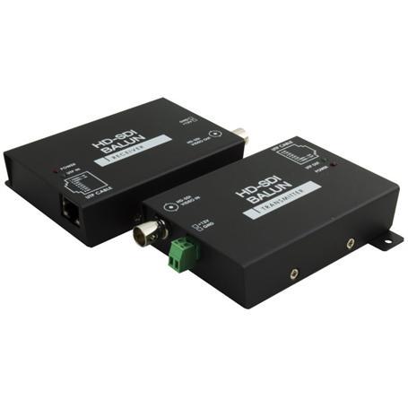 Eneo HDA-1020TRB HD-SDI Balun, Sender-Empfänger