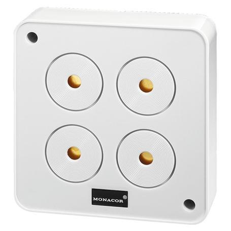 MONACOR AP-4 Piezo-Alarmgeber