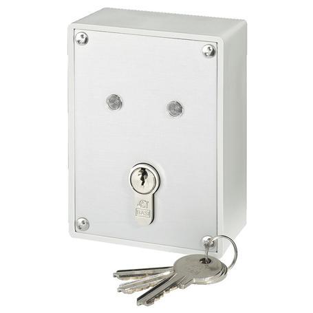MONACOR NSA-90 Alarm-Schlüsselschalter