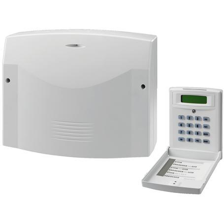 MONACOR DA-8000 Alarmzentrale mit Bedienteil