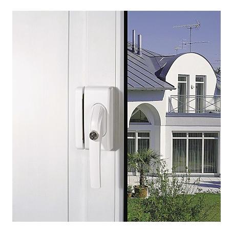 Funk-Fenstergriffsicherung FO400 E AL0125 weiss