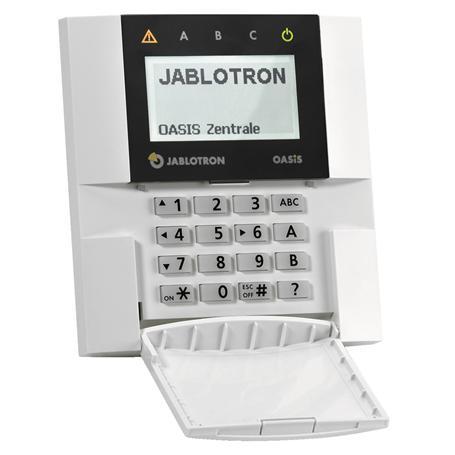 Jablotron JA-81F LCD-Bedienteil