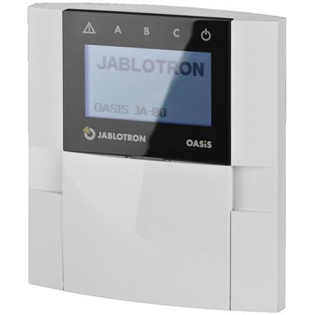 Jablotron JA-81F/RGB LCD-Bedienteil