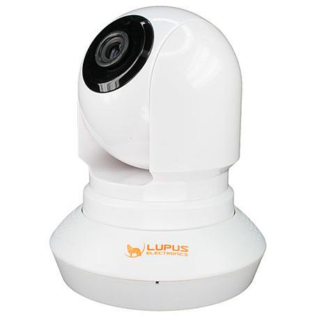 Lupus Netzwerkkamera LUPUSNET HD LE200 PTZ WLAN