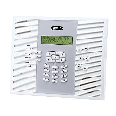 Abus FUAA30010 Privest Funk-Alarmanlage - Zentrale