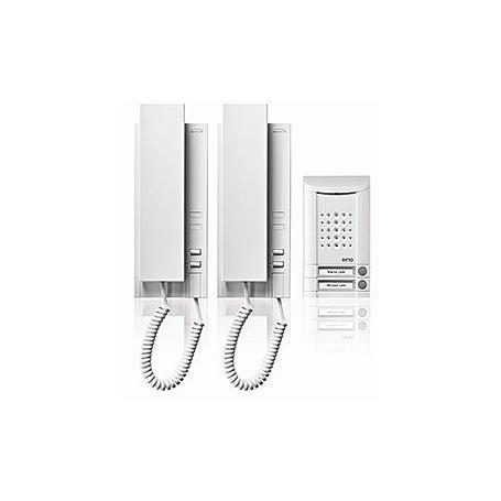 Ritto Audio Zweifamilienset Minivox Türsprech-Set