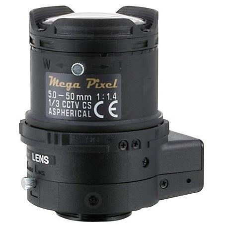 Eneo F05Z10NDDC-MP F1,4/5-50mm MP DC-Objektiv