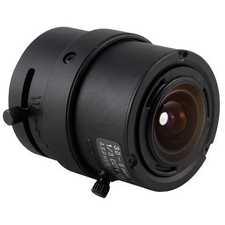 Eneo F03Z2.6M-NFSHR F1,0/3-8mm Objektiv, varifokal