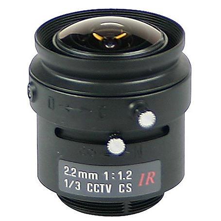 Eneo F0212M-NFS F1,2/2,2mm Weitwinkelobjektiv