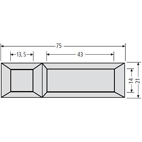 Renz Kombitaster Seko LT Kunststoffrand 97-9-85089