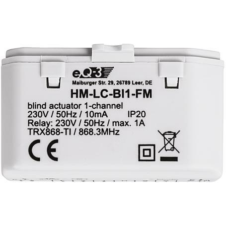 HomeMatic Funk-Rollladenaktor 1-fach 76799
