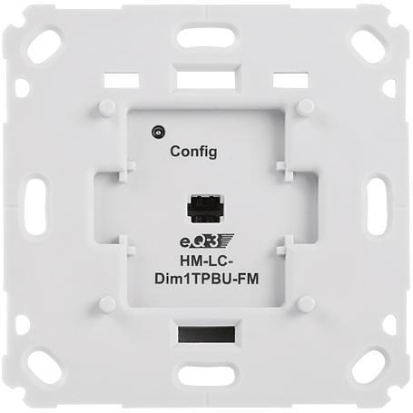 HomeMatic Funk-Dimmaktor 1-fach HM-LC-Dim1TPBU-F M