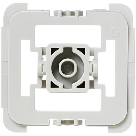 HomeMatic Adapter-Set Gira System 55 (G)