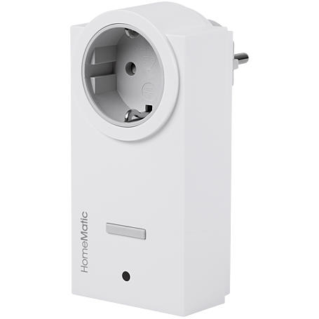 HomeMatic Funk-Schaltaktor 1-fach Leistungsmes.