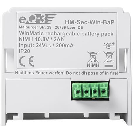 HomeMatic Akku-Pack WinMatic HM-Sec-Win-BaP
