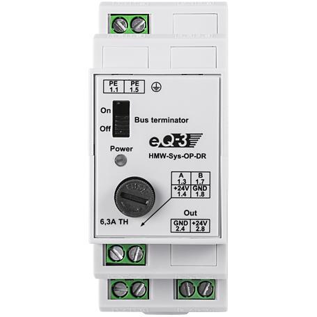 HomeMatic Wired RS485 Überspannungsschutz