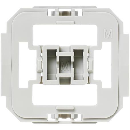 HomeMatic Adapter-Set Merten (M) für Funk-Aktoren