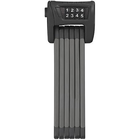ABUS Bordo Combo 6100/90 black Zahlenschloss