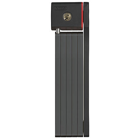 ABUS Faltschloss 5700/80 uGrip Bordo black