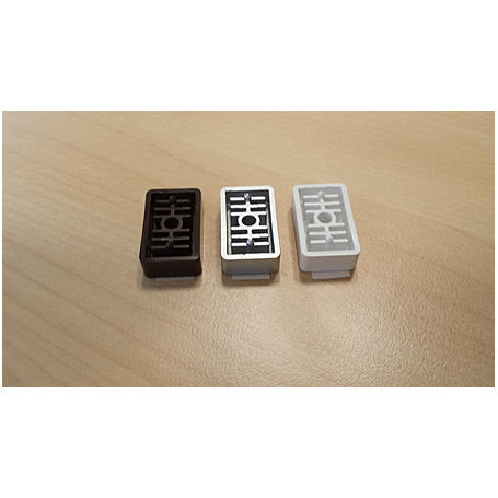 Abus FUET50010B Magnetunterlage 7mm - braun