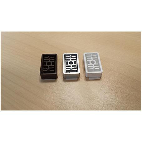 ABUS FUET50010S Magnetunterlage 7mm - silber