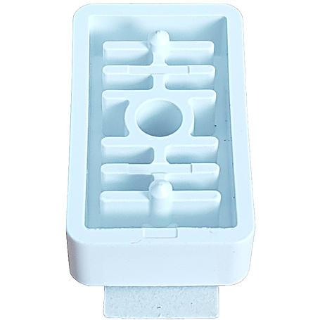ABUS FUET50010W Magnetunterlage 7mm - weiß