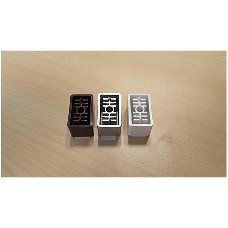ABUS FUET50020S Magnetunterlage 14mm - silber