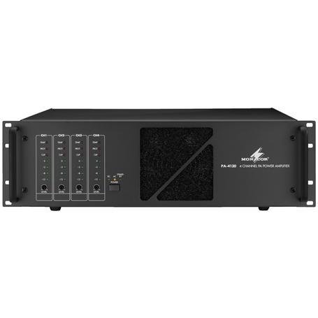 MONACOR PA-4120 ELA-Verstärker