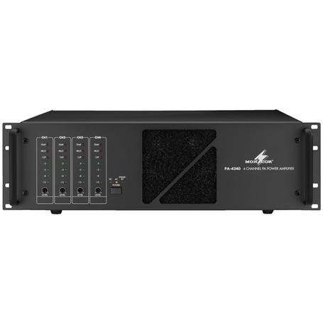 MONACOR PA-4240 ELA-Verstärker