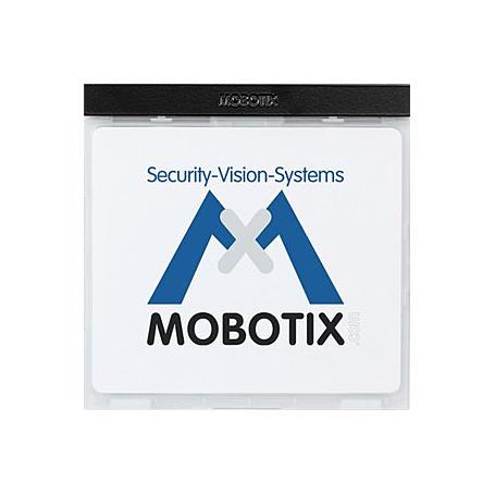 Mobotix Infomodul mit LEDs, schwarz