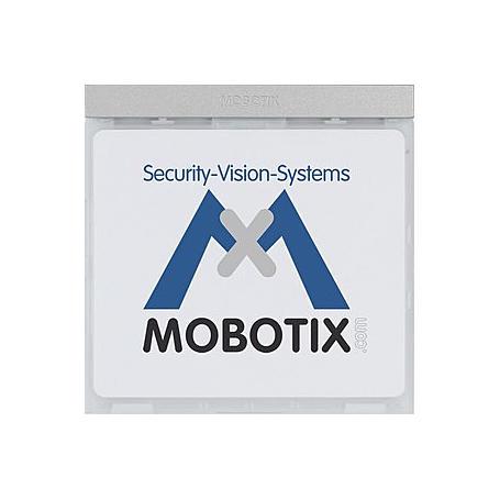Mobotix Infomodul mit LEDs, silber