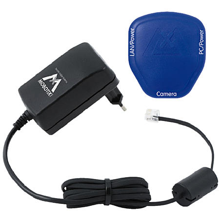 Mobotix PoE Power Adapter-Set, EU