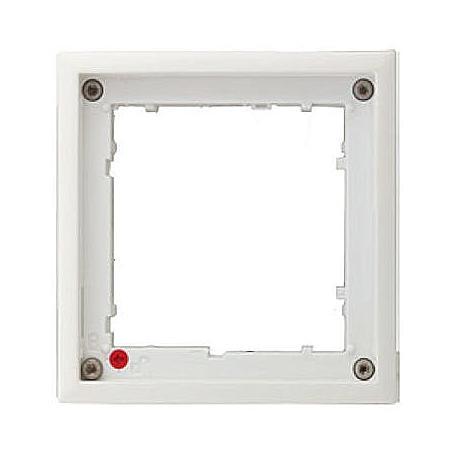 Mobotix FlatMount Frame, weiß