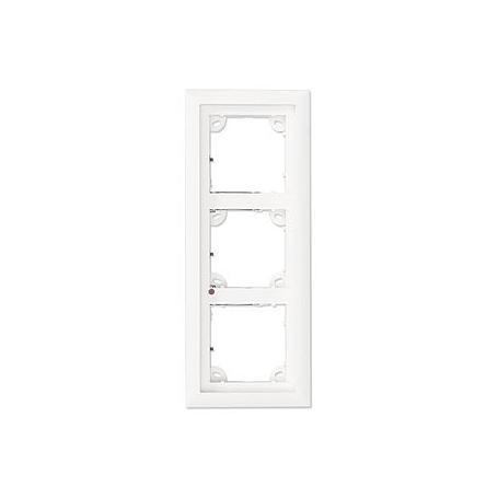 Mobotix 3er Rahmen, weiß