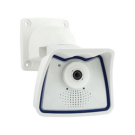 Mobotix M25-Kamera Hemi mit L12 HD-Objektiv (180°)