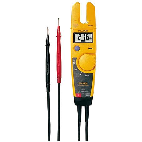 Fluke Spannung-Strom+Durchgangtest. autom. T5-1000
