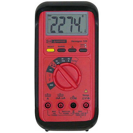 Fluke Digitalmultimeter Hexagon 120 rt