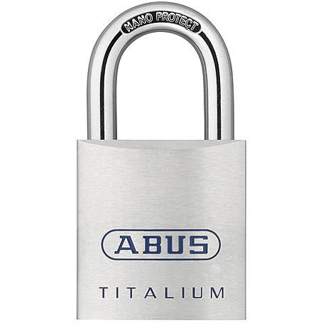 ABUS TITALIUM Vorhangschloss 80TI/40