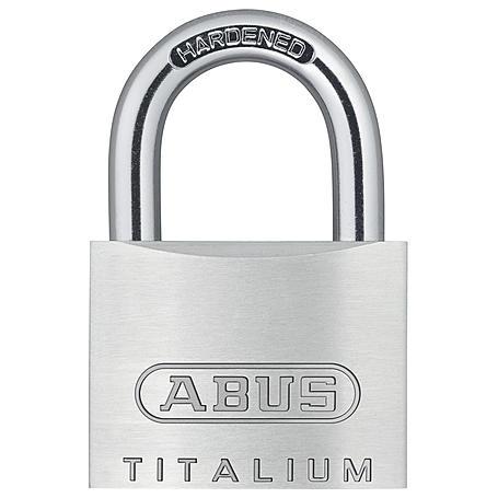 Abus TITALIUM Vorhangschloss 54TI/50