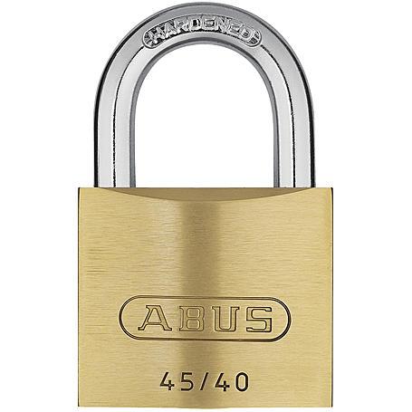 Abus 45/40 5 Schlüssel Vorhängeschloss günstig