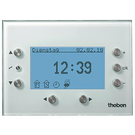 Theben Wohnkomfort Steuerung Uhrenmodul Luxor 426