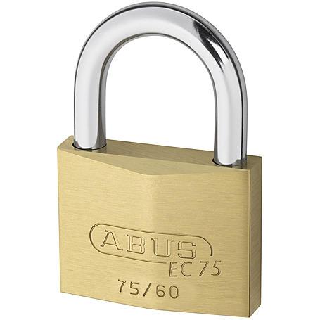 ABUS Vorhängeschloss 75/60 mit Wendeschlüssel