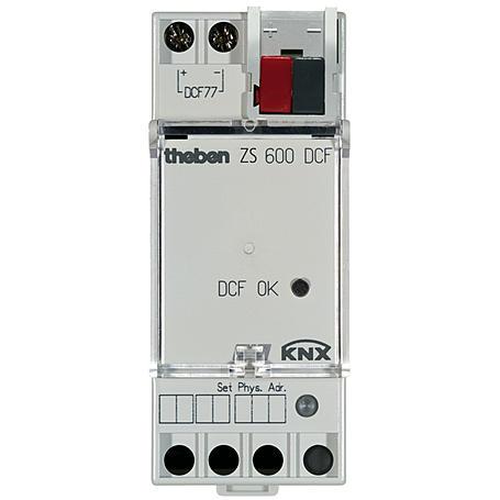 Theben Zeitsender ZS 600 DCF EIB/KNX