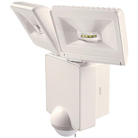 Theben LED-Strahler 2f. +BewMeld LUXA 102-140 16W