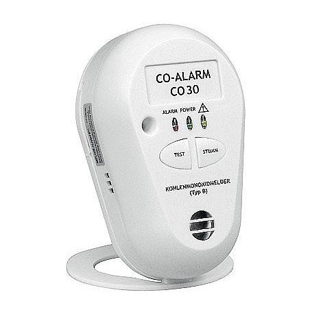 Indexa CO30 Kohlenmonoxidmelder mit Batterie