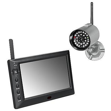 indexa df270 set funk berwachungskamera monitor expert. Black Bedroom Furniture Sets. Home Design Ideas