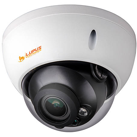 Lupus LE338HD GEODOME Domekamera 1080p IP66 IK10