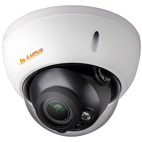 Lupus LE338HD GEODOME Domekamera 1080p außen
