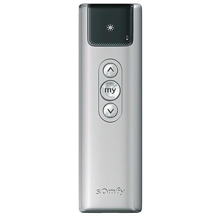Somfy Situo Mobile io Funkhandsender - Silver